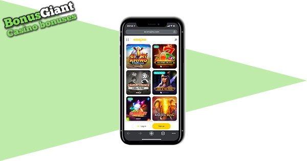 Emojino Mobile Casino