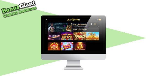 Lucky Thrillz Online Casino