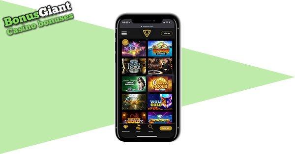 Vegasoo Casino Mobile