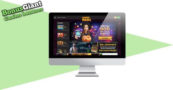 Winner's Magic Online Casino
