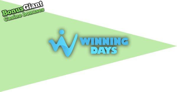 Winning Days Casino Logo