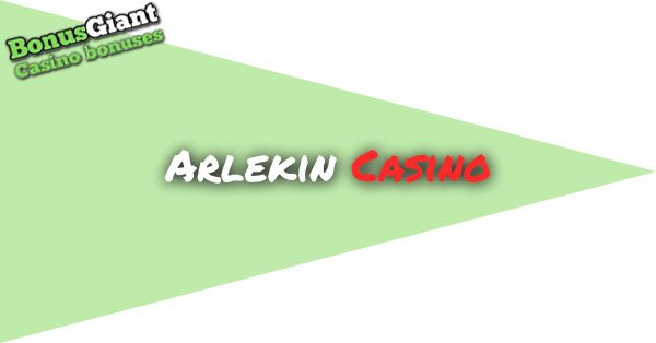 Arlekin Casino Logo