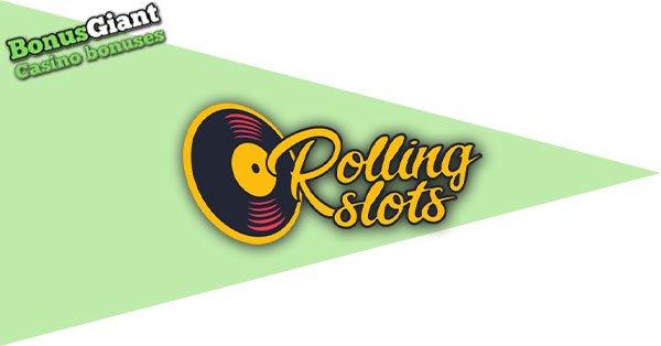 Rolling Slots Casino Logo