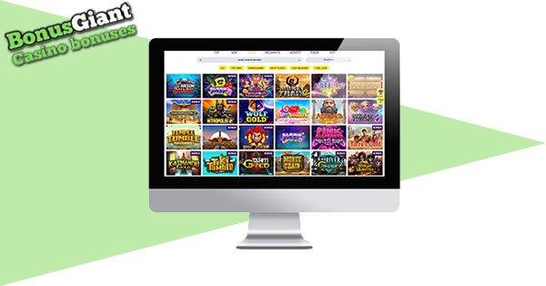 Desktop Kasino SlotoTop